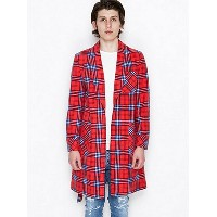 NUMBER (N)INE GOWN_FLANNEL CHECK ナンバーナイン【送料無料】