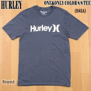 HURLEY/ハーレー メンズ半袖Tシャツ ONE & ONLY COLOR H45A HEATHER OBSIDIAN PREMIUM TEE 男性用 S/S T-SHIRTS_02P01Oct16