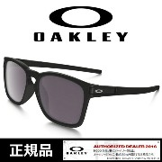 オークリー 日本正規品 偏光サングラス【 LATCH SQ/Matte Black/PRISM Daily Polarized】Asia Fit[009358-06]OAKLEY SUNGLASS...