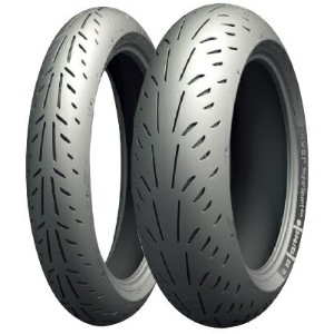 MICHELIN POWER SUPERSPORT EVO 190/55ZR17 75W TL Rear