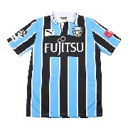 プーマ FRONTALE JUNIOR HOME SS SHIRT メンズ saxe/black