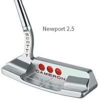 Scotty Cameron Studio Select Newport 2.5 Putters【ゴルフ ゴルフクラブ>パター】