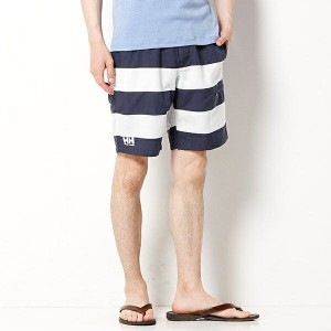 BORDER EASY SHORTS/ヘリーハンセン(HELLY HANSEN)