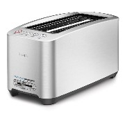 【並行輸入】Breville ブレビル BTA830XL Die-Cast 4-Slice Long Slot Smart Toaster トースター