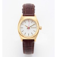 NIXON / THE SMALL TIME TELLER SPECIAL (BROWN)【ビームス ウィメン/BEAMS WOMEN】