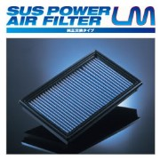 ■BLITZ ブリッツ 純正交換型エアフィルター SUS POWER LM code59547 ニッサン ラフェスタ 11/06- CWEFWN,CWEFWN LF-VD,LF-VDS