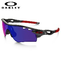 【OAKLEY】(オークリー) サングラス OO9206-06 RADARLOCK PATH ASIA FIT Matte Black Ink Positive Red Iridium...
