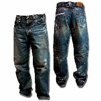 Addict Denim Pant one by one clothing