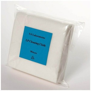 SSLABORATORIES レコード・クリーニング・クロス LP CLEANING CLOTH[LPCLEANINGCLOTH]