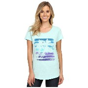 Columbia Sunset Stripe? Short Sleeve Tee