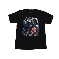 SUICIDAL TENDENCIESスイサイダルテンデンシーズスーサイダルテンデンシーズ SUICIDAL SKATES JOIN THE ARMY Tシャツ TEE メンズ