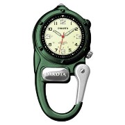 Dakota ダコタ ミニクリップ Mini Clip Green - Dakota Watch Company