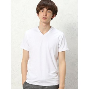 UNITED ARROWS green label relaxing ★MXP FINE DRY Vネック Tシャツ ユナイテッドアローズ グリーンレーベルリラクシング【送料無料】