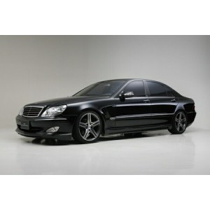 S-class W220 short/long EXECUTIVE LINE 221 Look KIT PRICE (F.S.R) (ALL MODEL) (バンパ-取り付け部,モ-ル純正移植...