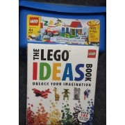 The LEGO (レゴ) Ideas Book [Hardcover] Plus LEGO (レゴ) Ultimate Building Set - 405 ピース (6166)