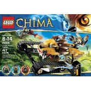 Game/Play LEGO (レゴ) Chima Laval Royal Fighter 70005 Kid/Child ブロック おもちゃ