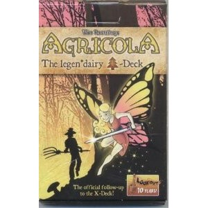 Agricola The Legen dary Forest Deck