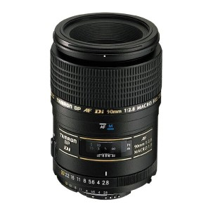 TANRON タムロン 単焦点マクロレンズ SP AF90mm F/2.8 Di MACRO 1:1 Nikon(ニコン)用 (272E)