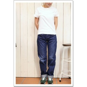orslow(オアスロウ)ORIGINAL STANDARD 5P 1YEAR WASH[Lady's]
