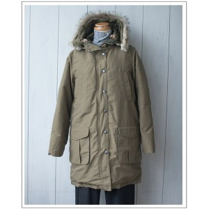miusa(ミウザ)HOODED COAT WITH DOWN LINING&DETACHABLE FUR TRIMMING[Lady's]ダウンコート2015モデル Made in JAPAN