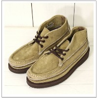 Russell Moccasin(ラッセルモカシン)SPORTING CLAYS CHUKKALARAMIE SUEDE