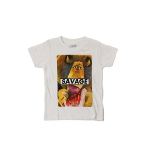 ★KIDS/BABY★ LITTLE ELEVEN PARIS リトル・イレブン・パリ SALION SS T-SHIRT{-AFS}{PS10}