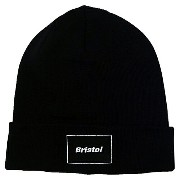 FCRB EMBROIDERY BOX KNIT CAP
