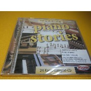☆CD:PIANO STORIES ZOUNDS GOLD 24 KARAT ゴールドディスク Zounds Music CD ゾウンズ Made in Germany