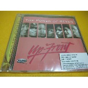 ☆CD:THE POWER OF SEVEN UP-FRONT ZOUNDS GOLD 24 KARAT ゴールドディスク Zounds Music CD ゾウンズ Made in Germany