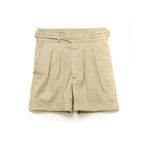 A VONTADEアボンタージBritish Gurkha Shorts-BEIGE-