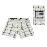 ADDICT ボクサーパンツ 下着 SWIFT PLAID BOXER SHORT