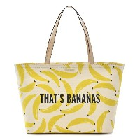 【FINAL SALE】ケイトスペード KATE SPADE バッグ THATS BANANAS FRANCIS トートバッグ PXRU6816 0006 747
