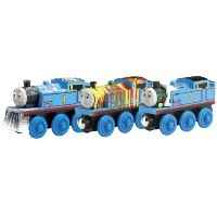 きかんしゃトーマス 3個セットThomas and Friends Wooden Railway - Adventures of Thomas