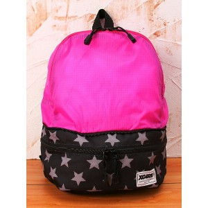 【SALE/40%OFF】X-girl Stages 2WAY BACKPACK/リュック エックスガールステージス バッグ【RBA_S】【RBA_E】【送料無料】