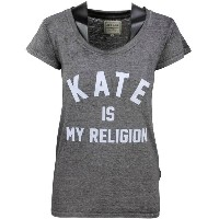 イレブンパリ Eleven Paris トップス Tシャツ【Eleven Paris Women Fatwom Kate Religion Tee 】