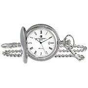 送料無料 チャールズヒューバート Charles-Hubert, Paris 3915 Premium Collection Analog Display Quartz Pocket Watch...