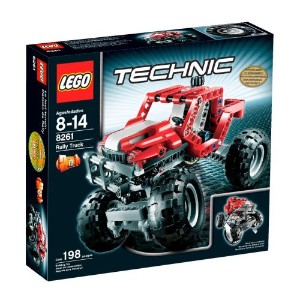 LEGO 8261 Technic Rally Truck