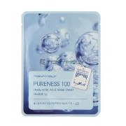 Tonymoly Pureness 100 Hyaluronic Acid, 5 Sheets Package