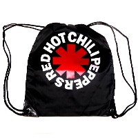 ☆☆☆RED HOT CHILI PEPPERS レッドホットチリペッパーズASTERISK DRAWSTRING BAGPACKオフィシャル バンドバッグ【あす楽対応】