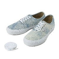 【VANS】 ヴァンズ AUTHENTIC PRO オーセンティック プロ VN000Q0DJZ8 16FA DENIM/WHITE