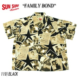 "No.SS34670 SUNSURF サンサーフKEONI OF HAWAII""FAMILY BOND"""