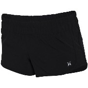 ハーレー Hurley レディース 水着 ボトムのみ【Supersuede Solid Beachrider Board Short】Black