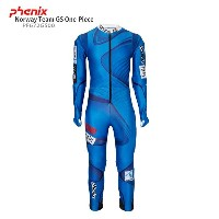 ★PHENIX〔フェニックス GSワンピース〕<2017>Norway Team GS One-Piece PF672GS00/BL〔BLUE〕/A Team【送料無料】【FIS対応】〔z〕