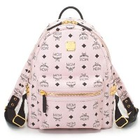 MCM エムシーエム バッグ リュック MMK5SVE37 CHALK PIN STARK BACKPACK SMALL