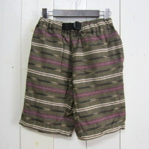 time will tell works タイムウィルテルワークス [webbing short][olive]
