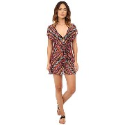 BECCA by Rebecca Virtue Caravan Tunic Cover-Up