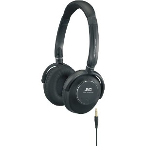 JVC HANC250 Noise Cancelling Headphones - ブラック 『海外取寄せ品』