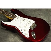 Fender Japan Exclusive Classic 60s Strat Left Hand Old Candy Apple Red (OCR) フェンダー エレキギター 左利き用 レフティ