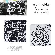 マリメッコ クッションカバー marimekko Unikko cushion cover heavy weight