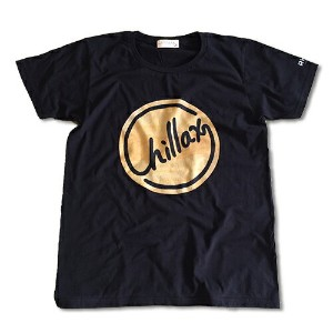 RHC Ron Herman (ロンハーマン): Chillax×Hi-Dutch for RHC Tシャツ (Black)